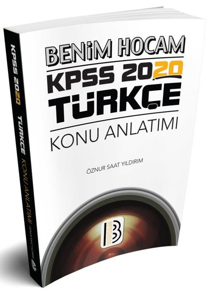 Benim Hocam 2020 KPSS Türkçe Konu Anlatımı.pdf