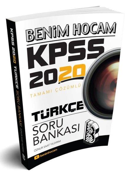 Benim Hocam 2020 KPSS Türkçe Tamamı Çözümlü Soru Bankası.pdf