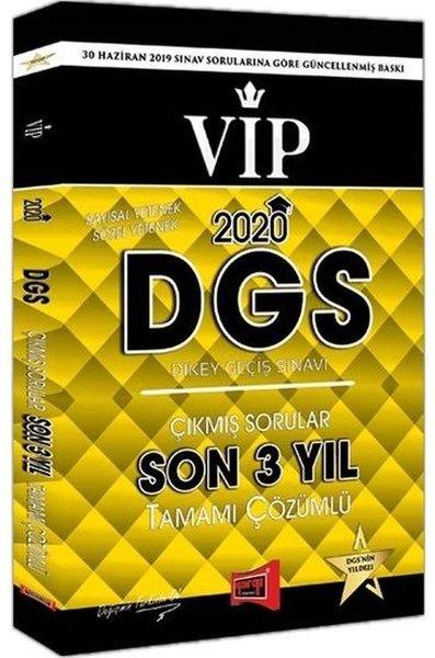 Yargı 2020 DGS VIP Sayısal Sözel Yetenek Son 3 Yıl Tamamı Çözümlü Çıkmış Sorular.pdf