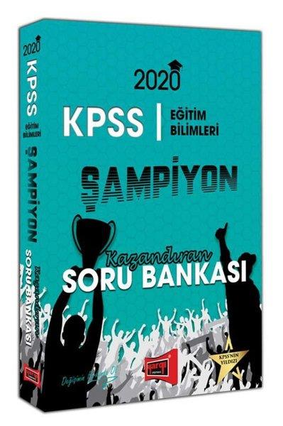 Yargı 2020 KPSS Eğitim Bilimleri ŞAMPİYON Kazandıran Soru Bankası.pdf