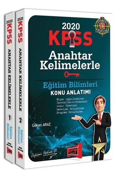 Yargı 2020 KPSS Eğitim Bilimleri Anahtar Kelimelerle Konu Anlatımı 2 Kitap.pdf