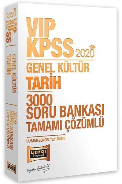Yargı 2020 KPSS VIP Tarih Tamamı Çözümlü 2500 Soru Bankası.pdf