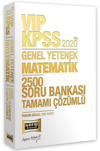 Yargı 2020 KPSS VIP Matematik Tamamı Çözümlü 2500 Soru Bankası.pdf