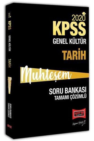 Yargı 2020 KPSS Muhteşem Tarih Tamamı Çözümlü Soru Bankası.pdf