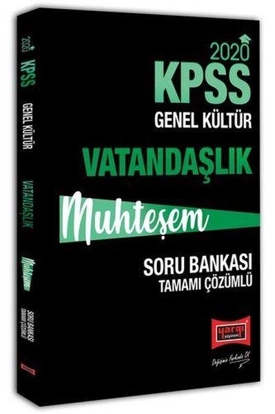 Yargı 2020 KPSS Muhteşem Vatandaşlık Tamamı Çözümlü Soru Bankası.pdf