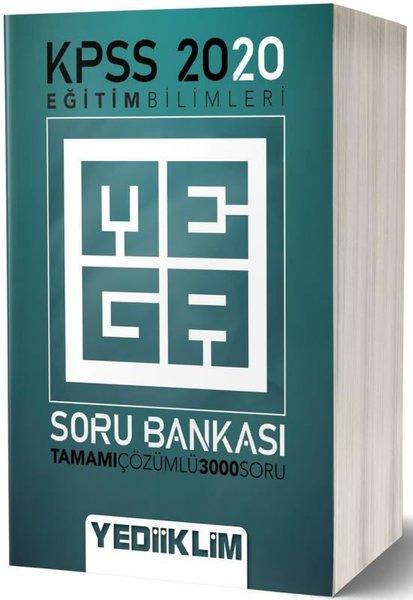 Yediiklim 2020 KPSS Eğitim Bilimleri Tamamı Çözümlü Mega Soru Bankası.pdf
