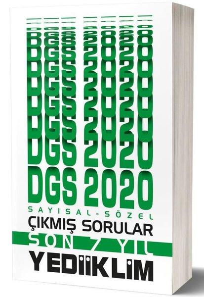 Yediiklim 2020 DGS Sayısal Sözel Bölüm Son 7 Yıl Çıkmış Sorular.pdf