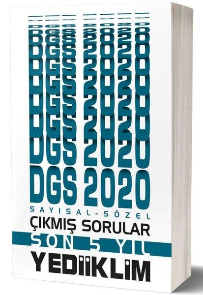 Yediiklim 2020 DGS Sayısal Sözel Bölüm Son 5 Yıl Çıkmış Sorular.pdf