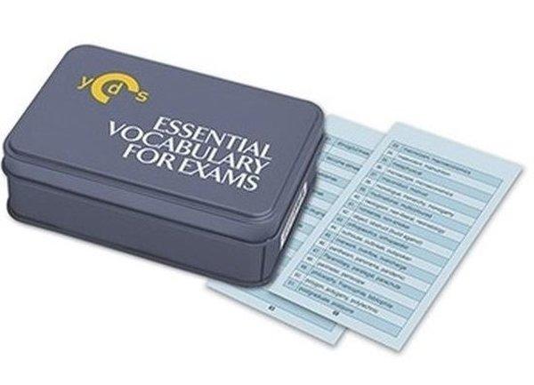 Essential Vocabulary For Exams.pdf