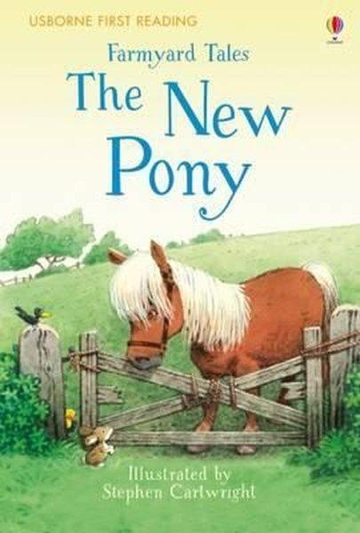Farmyard Tales The New Pony (First Reading Level 2).pdf