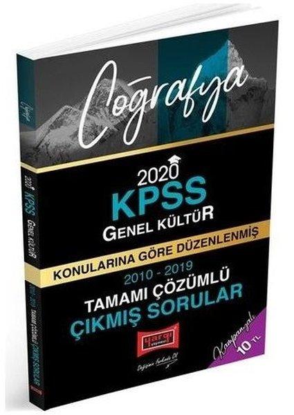 2020 KPSS Coğrafya Konularına Göre Düzenlenmiş Tamamı Çözümlü Çıkmış Sorular.pdf