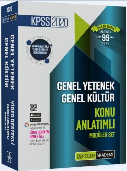 2020 KPSS Genel Yetenek Genel Kültür Video Destekli Konu Anlatımlı Modüler Seti-6 Kitap Takım.pdf