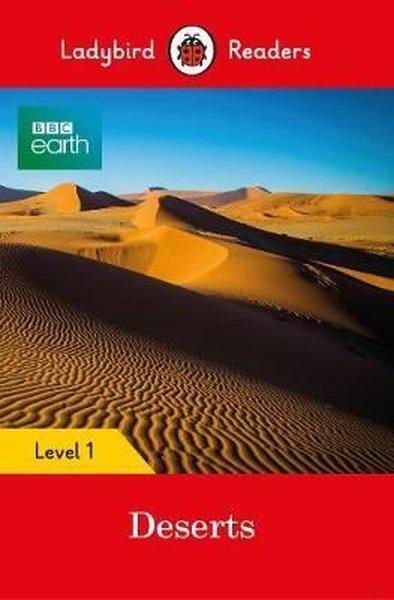 BBC Earth: Deserts  Ladybird Readers Level 1.pdf