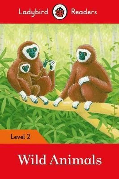 Wild Animals  Ladybird Readers Level 2.pdf