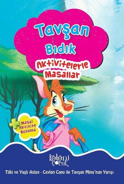 Tavşan Bıdık-Aktivitelerle Masallar.pdf