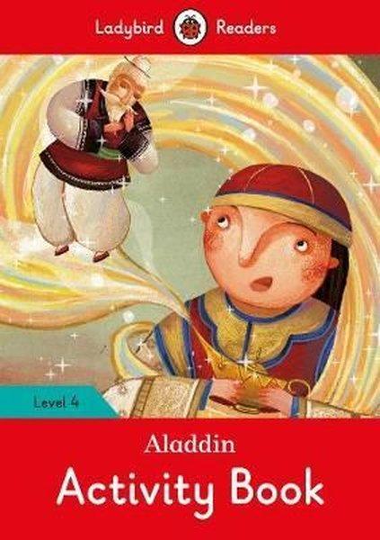 Aladdin Activity Book - Ladybird Readers Level 4.pdf