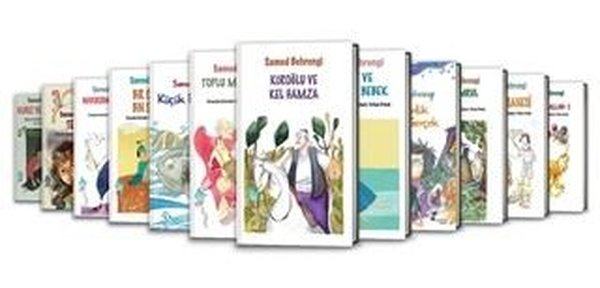 Samed Behrengi Seti-12 Kitap Takım.pdf