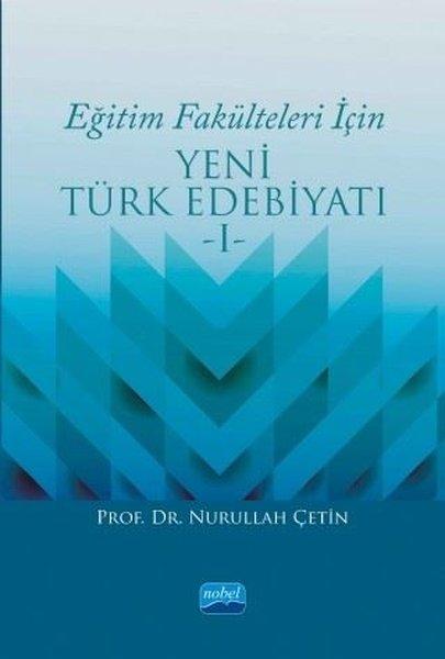 Eğitim Fakülteleri İçin Yeni Türk Edebiyatı-1.pdf