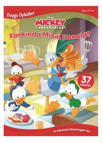 Disney Mickey ve Arkadaşları Farkında mısın Donald?-Duygu Öyküleri.pdf