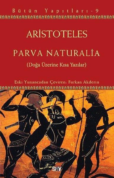 Parva Naturalia-Doğa Üzerine Kısa Yazılar.pdf