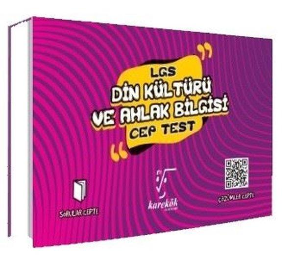 LGS Din Kültürü ve Ahlak Bilgisi Cep Test.pdf