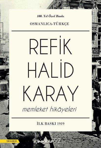 Memleket Hikayeleri Osmanlıca-Türkçe: 100.Yıla Özel Baskı.pdf