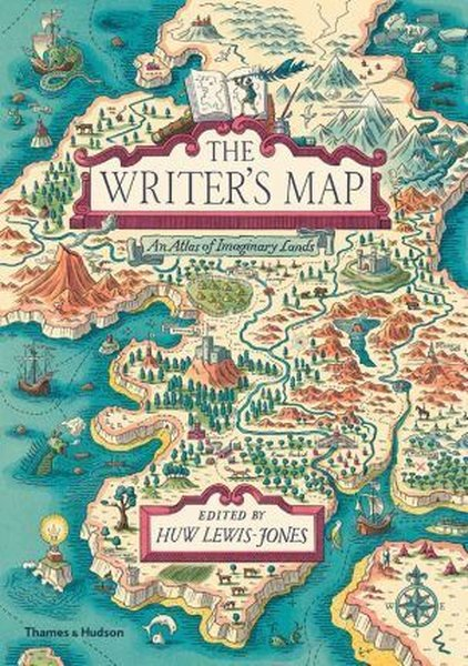 The Writers Map: An Atlas of Imaginary Lands.pdf