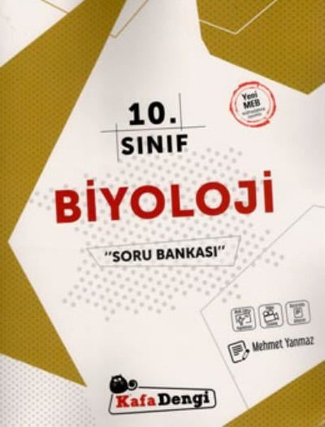 Kafadengi 10.Sınıf Biyoloji Soru Bankası (Video Çözümlü).pdf