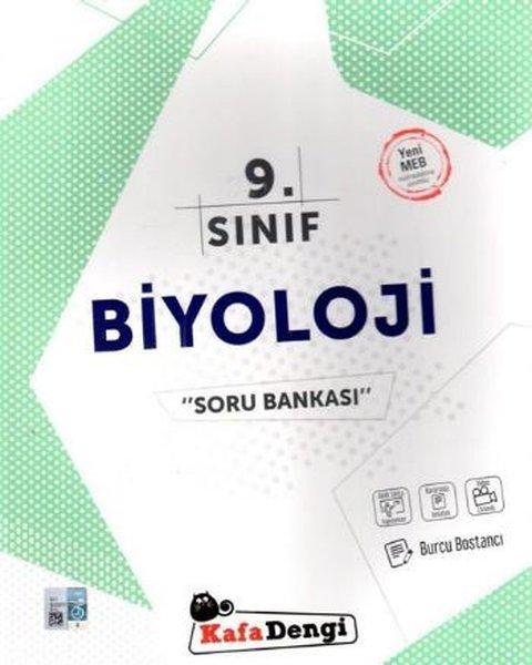Kafadengi 9.Sınıf Biyoloji Soru Bankası (Video Çözümlü).pdf