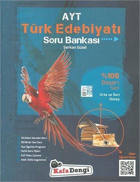Kafadengi AYT Edebiyat Soru Bankası - Orta ve İleri Düzey.pdf