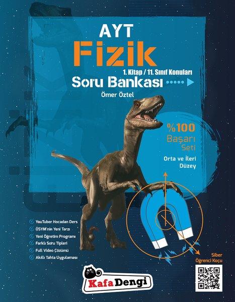 Kafadengi AYT Fizik Soru Bankası 1.Kitap-Orta ve İleri Düzey.pdf