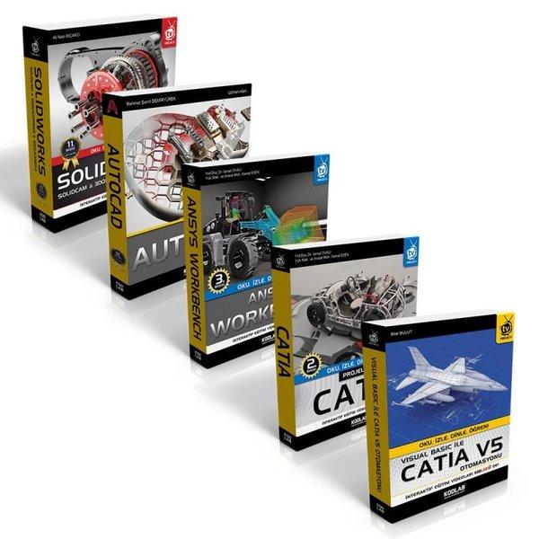 Bilgisayar Destekli Tasarım ve İmalat Seti 1-5 Kitap Takım.pdf