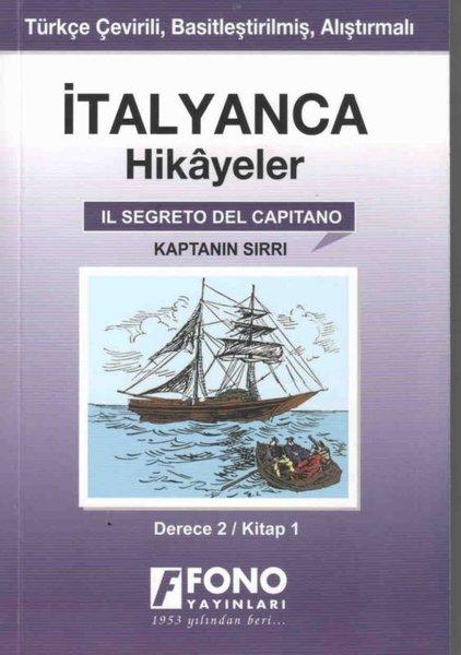 Kaptanın Sırrı Derece 2 Kitap 1-İtalyanca Hikayeler.pdf