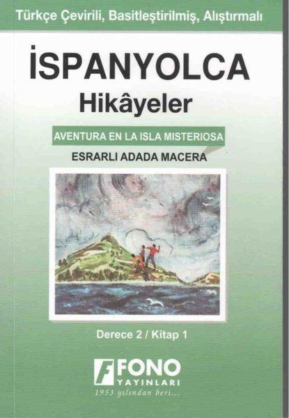 Esrarlı Adada Macera Derece 2 Kitap 1-İspanyolca Hikayeler.pdf