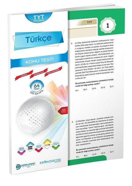 Doğru Orantı TYT Türkçe Konu Testi.pdf