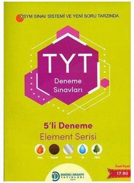 Doğru Orantı TYT 5li Deneme Sınavları.pdf