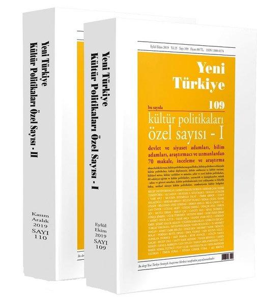 Yeni Türkiye Sayı 109-110: Kültür Politikaları Özel Sayısı 2 Cilt.pdf