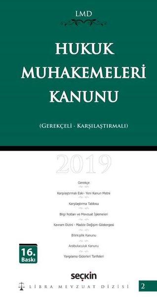 LMD Hukuk Muhakemeleri Kanunu 2019-Gerekçeli Karşılaştırmalı-2.pdf