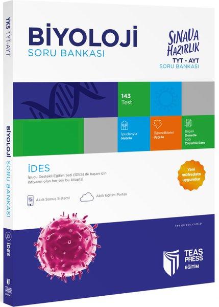 İDES TYT-AYT Biyoloji Soru Bankası.pdf