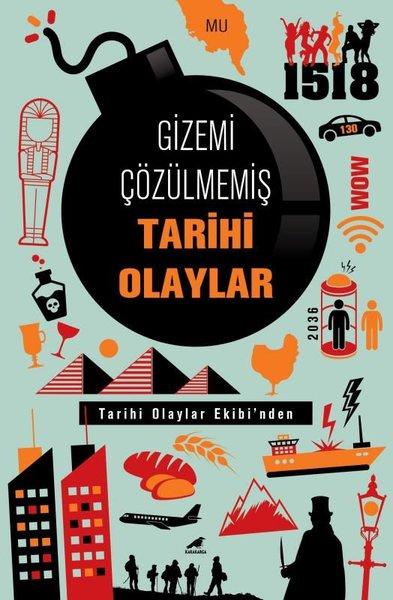 Gizemi Çözülmemiş Tarihi Olaylar.pdf