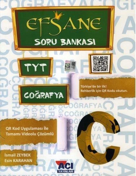 Açı TYT Efsane Coğrafya Soru Bankası YKS.pdf
