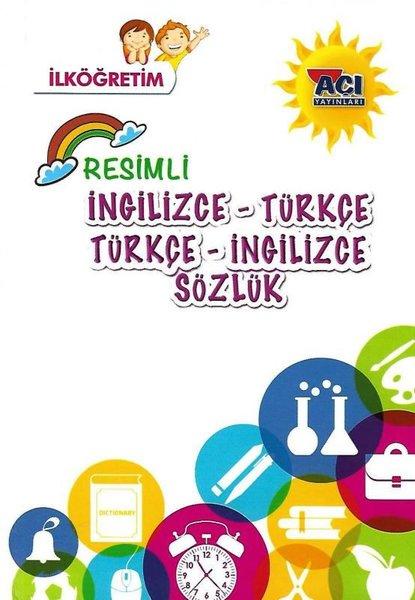 İlkögretim Resimli İngilizce Türkçe Sözlük.pdf