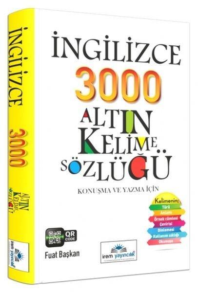 İrem İngilizce 3000 Altın Kelime Sözlüğü YDS.pdf