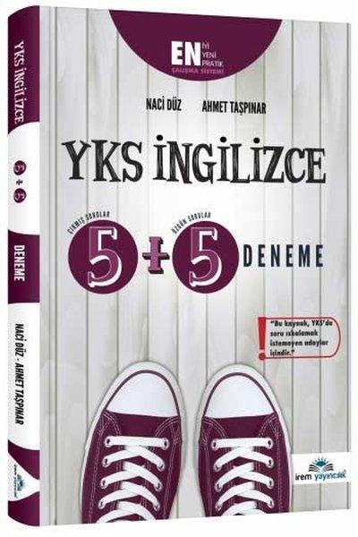 İrem YKS İngilizce 5+5 Deneme.pdf