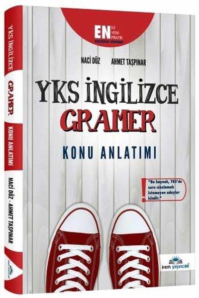 İrem YKS İngilizce Gramer Konu Anlatımı.pdf