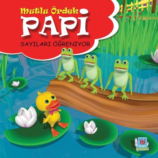 Mutlu Ördek Papi-Sayıları Öğreniyor.pdf