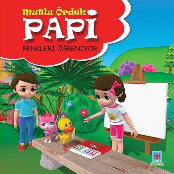 Mutlu Ördek Papi-Renkleri Öğreniyor.pdf