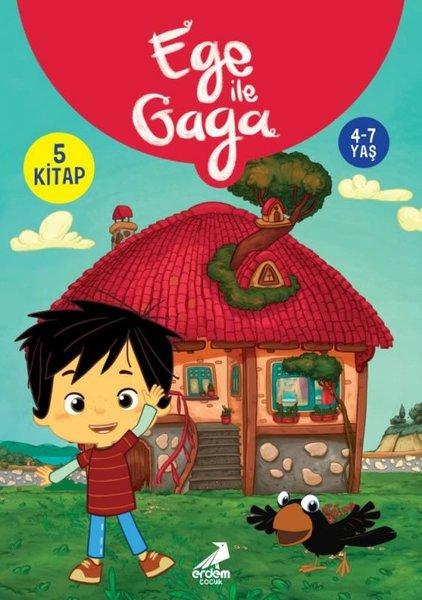 Ege İle Gaga Seti-5 Kitap Takım.pdf