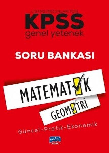 KPSS Genel Yetenek Matematik-Geometri Soru Bankası.pdf