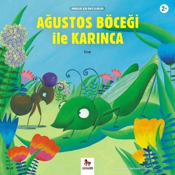 Ağustos Böceği ile Karınca-Minikler İçin Ünlü Eserler.pdf